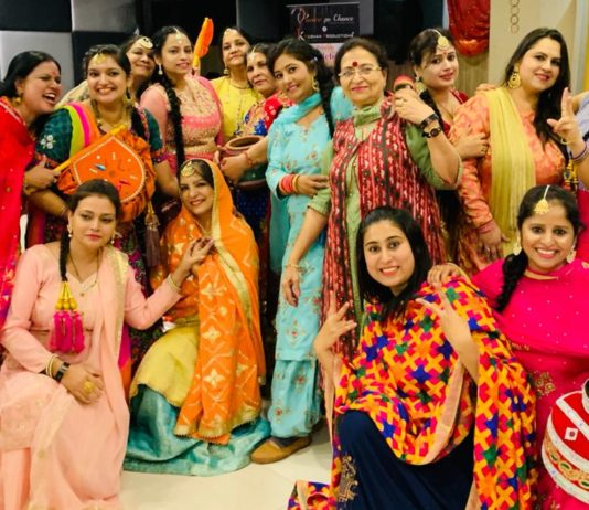 Dance Pe Chance and Kushan Productions celebrate Teej