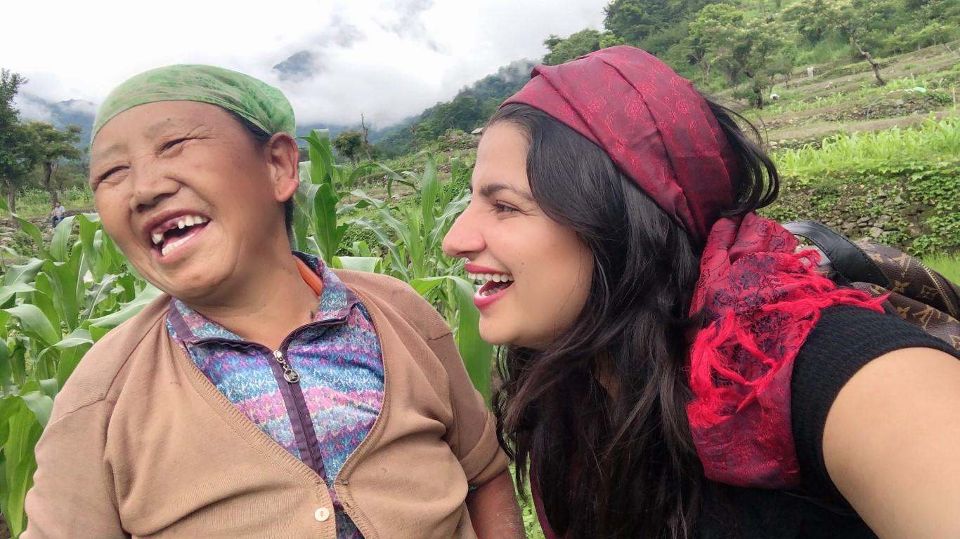Shivangi Sharma Creates Ripple Effect for Environment Sustainability