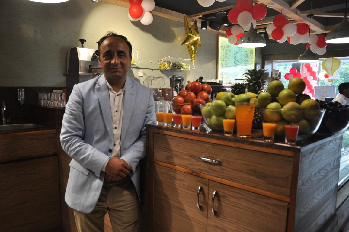 Region's first true multi-cuisine veg restaurant 'Nineteenth May'