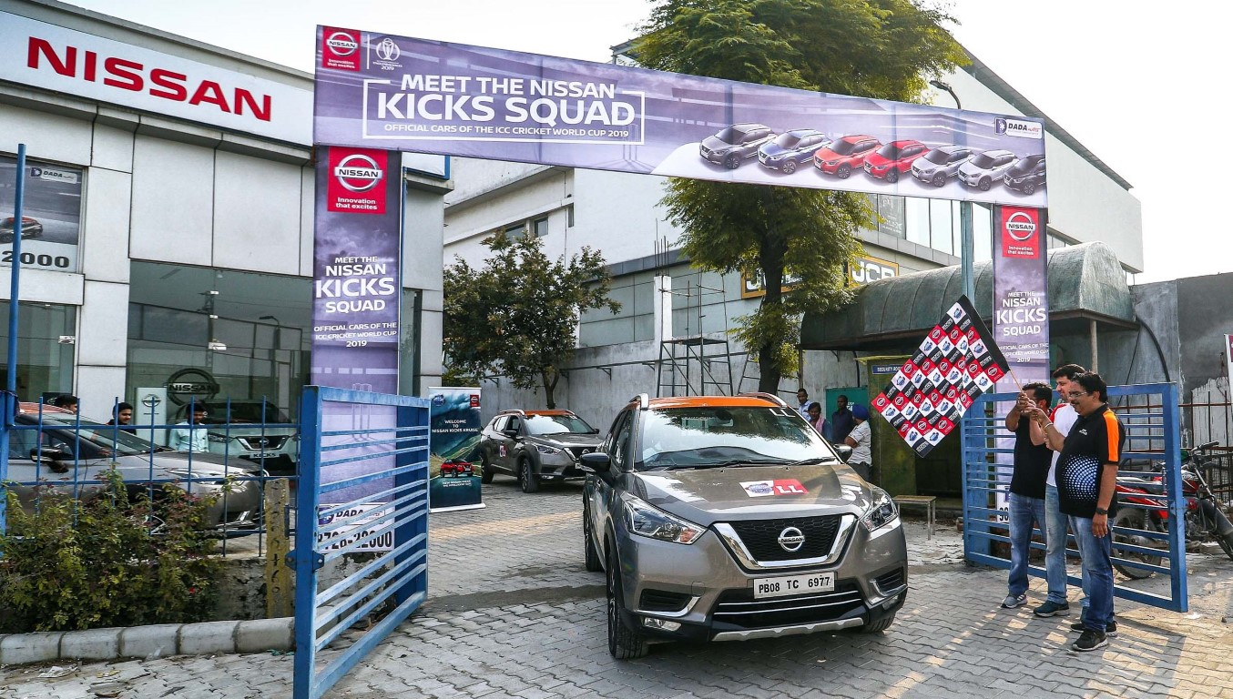 Nissan KICKS – The Intelligent SUV reaches Little Lhasa of India: Nissan India organised the first ever 'KICKS Kruise' from Punjab to Himachal Pradesh over the weekend.