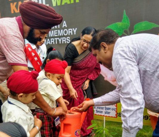 Gillco International School Commemorates 20 Years of Kargil War