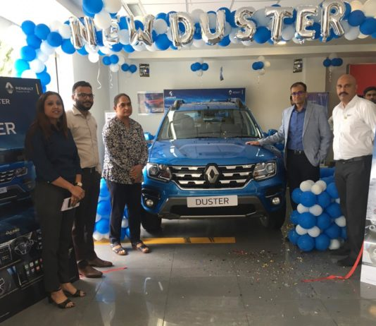 25 brand new features & technology enhancements in The All New Duster