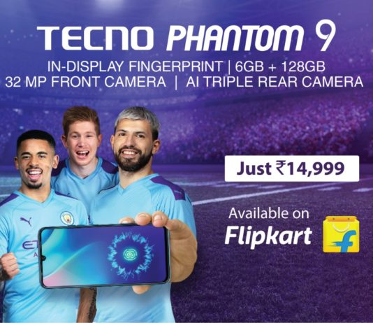 Capture best moments on Tecno's 'PHANTOM 9' on this Rakshabandhan