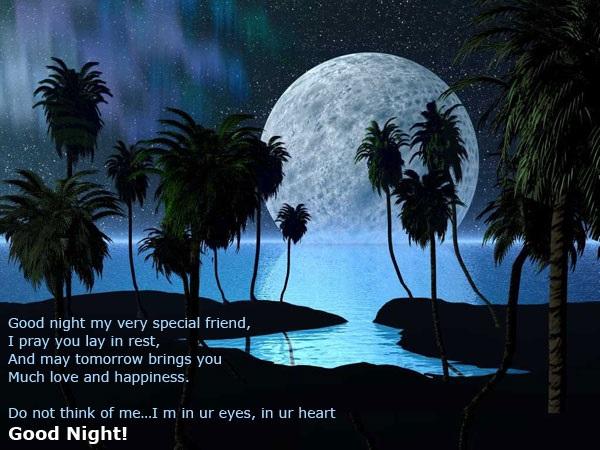 Good Night Quotes Photos