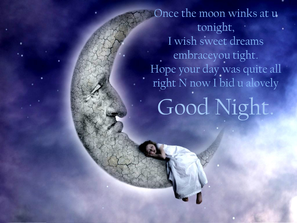 Good Night & Sweet Dreams Quotes