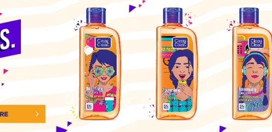 Clean & Clear Rolls out a new Campaign of Morning Energy Facewash Variants