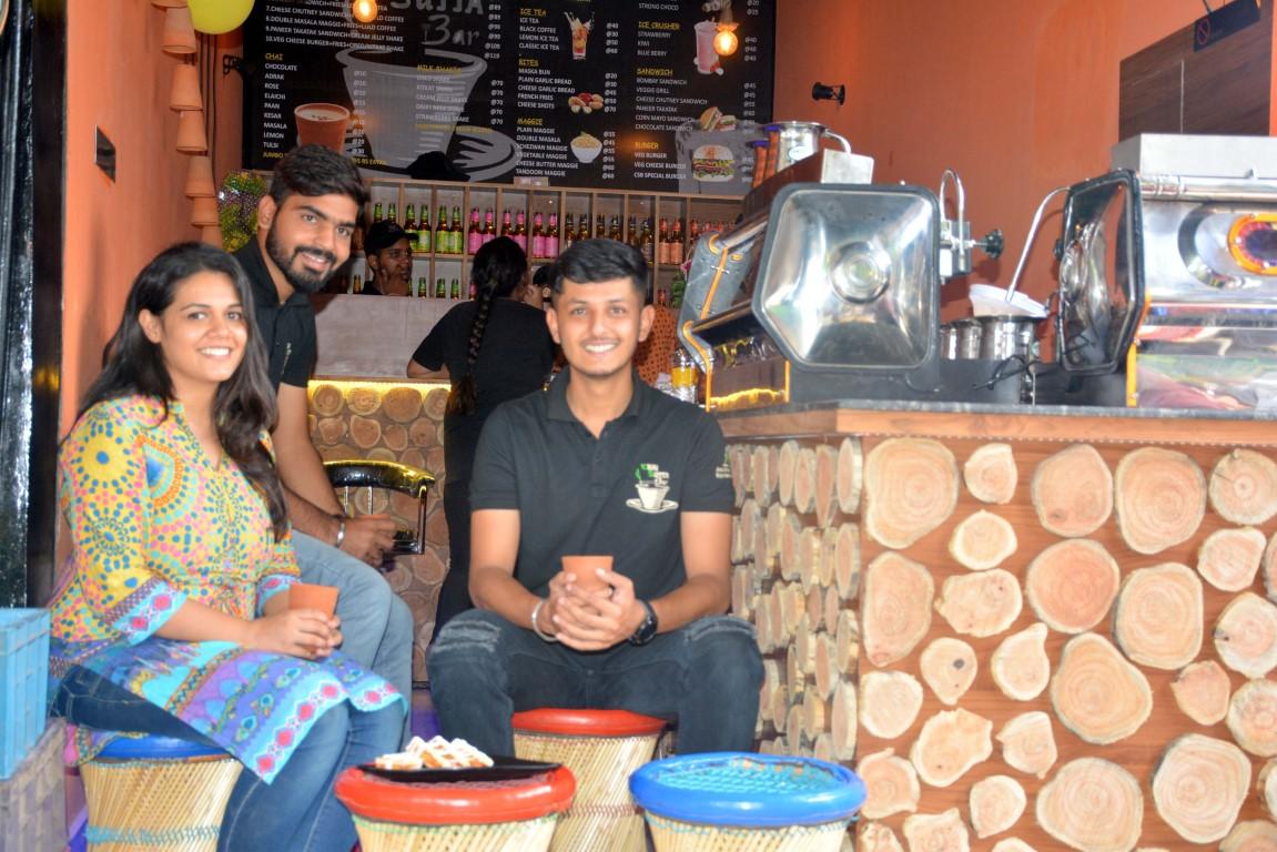 Chai Sutta Bar opens at Sector 36