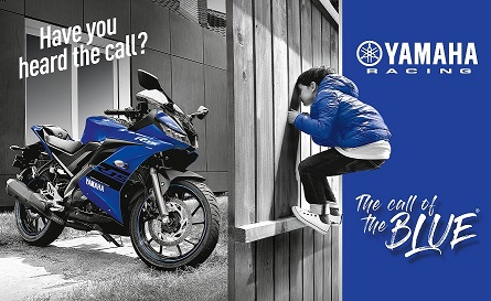 Yamaha launches new campaign 'The Call of the Blue 2.0'