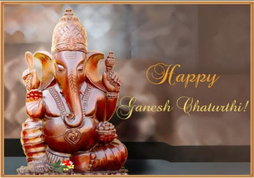 Shubh! Lord Ganesh Chaturthi 2019 Greetings HD Wallpapers Photos Whatsapp Status DP Images
