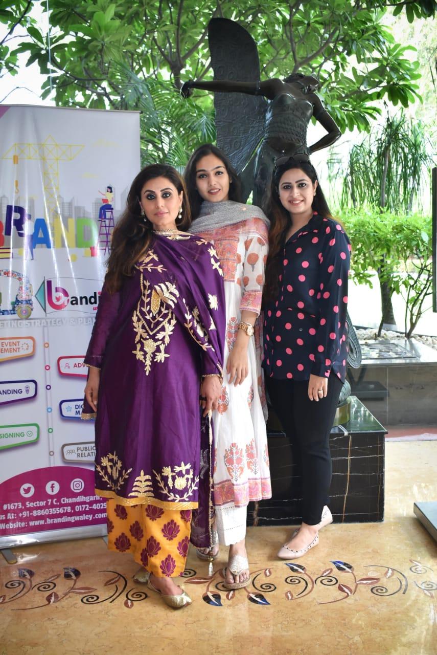 Fashion Designer Monica Rajeev Malik presented Summer Friendly Range