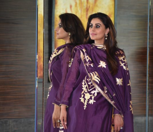 Fashion Designer Monica Rajeev Malik presented Summer Friendly Range