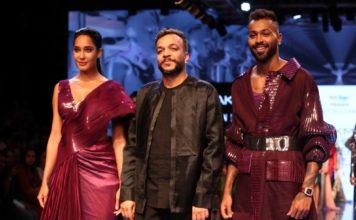 Day One at Lakmé Fashion Week Winter/Festive 2019 end with A High-Tech Fashion
