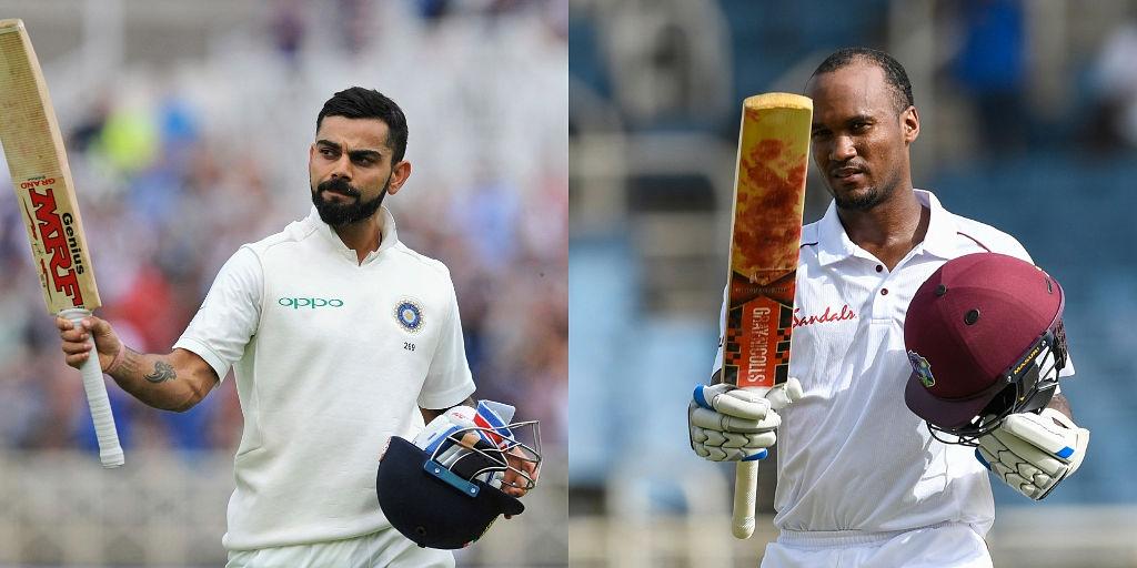 IND vs WI 1st Test Match