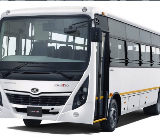 Mahindra unveils an all-new range of buses based on ICV platform-CRUZIO