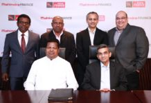 Mahindra Finance and Ideal Finance form NBFI Joint Venture in Sri Lanka