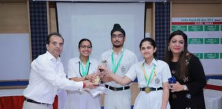 Fortis Hospital, Mohali hosts the 'PSYCH-ED 2019' Zonal Finals