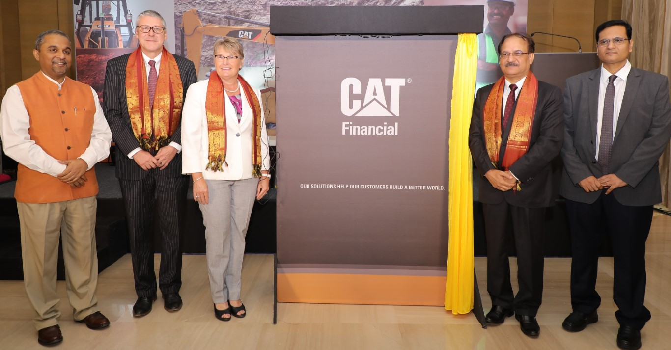 Cat Financial Launches Operations in India