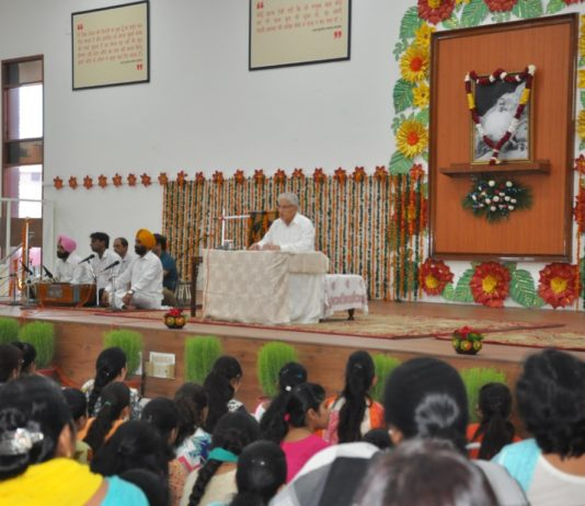 Satyadharam Bodhutsav: Secretary Dev Samaj holds pertinent session