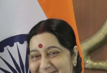 Sushma Swaraj critically ill, admitted at Delhi's AIIMS