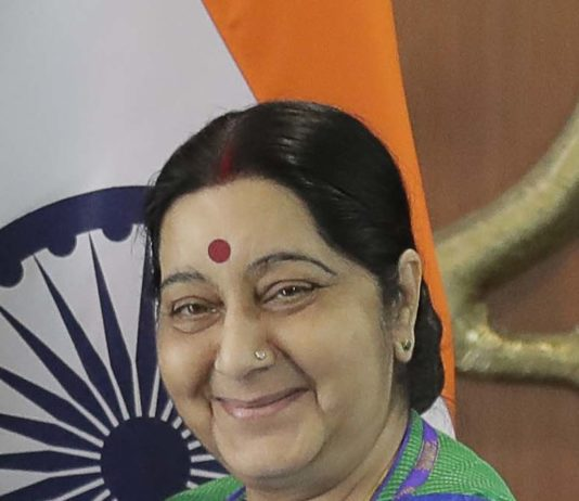 Sushma Swaraj critically ill, admitted at Delhi's AIIMS