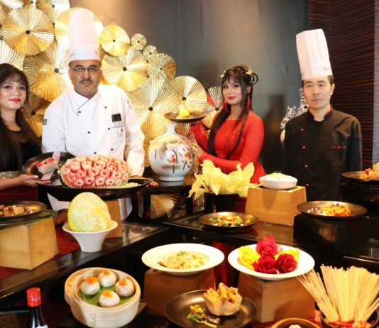 Black Lotus at Taj Chandigarh introduces all-new Menu