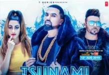 Latest Punjabi Song TSUNAMI released by T-Series