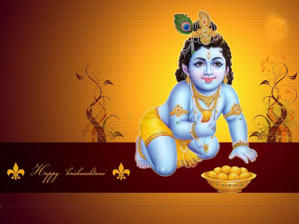 Haapy Shri Krishna Janmashtami Wishes Quotes SMS Whatsapp Status DP Images Photos 2019