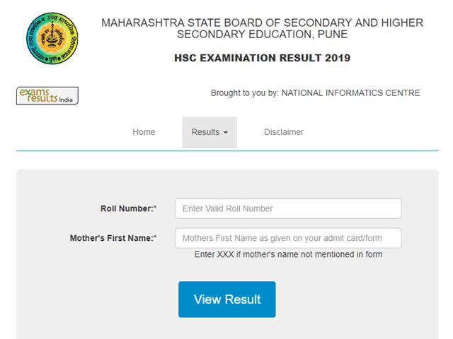 Maharashtra HSC supplementary Result 2019 Declared: