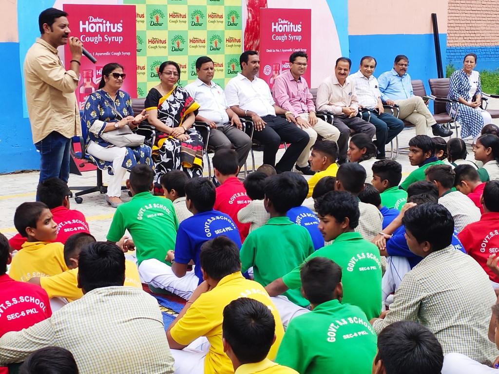 Dabur Honitus launches Mega Campaign to fight cough & cold in India