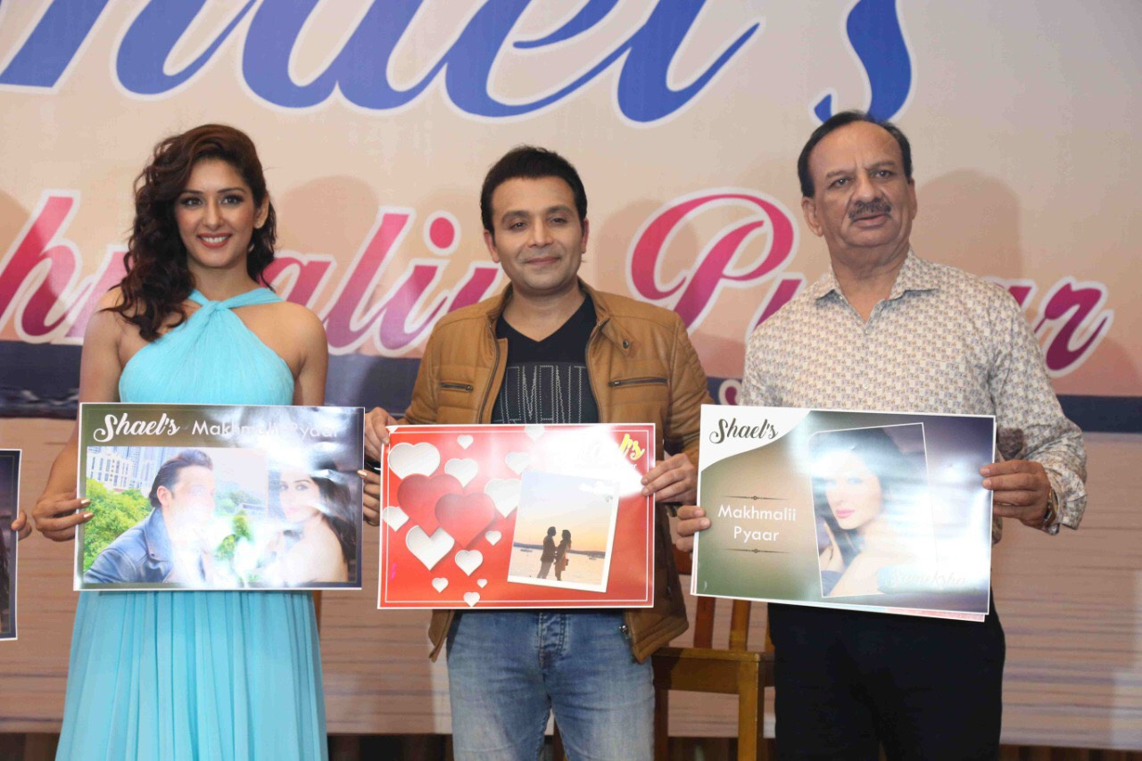 "Musical Video "" Makhmali Pyar "" released by Singer Shael"