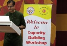 Hands-on Training Workshop on Capacity Building organized by DAV Colleg