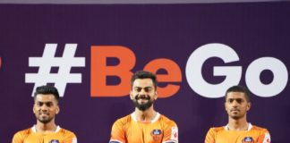 FC Goa launches new home jersey for the 2019/20 season