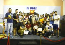 Elante Sports League concluded