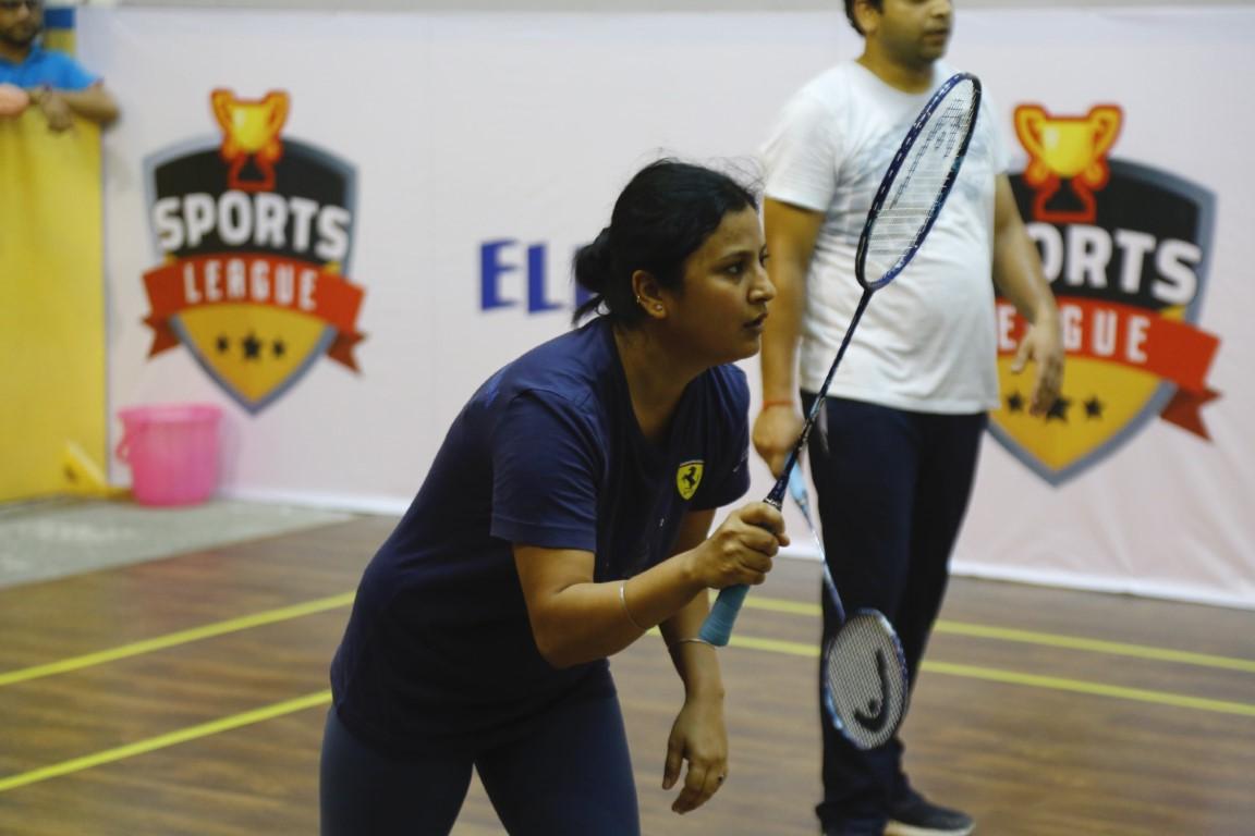 Elante Sports League concluded