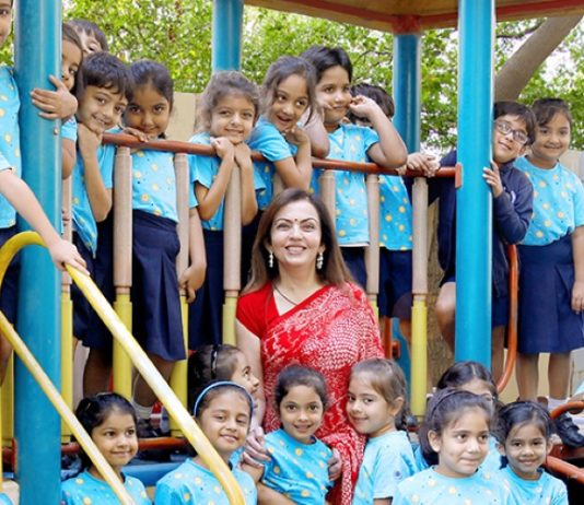 Dhirubhai Ambani International School ranked among the Global Top 10 IB Schools