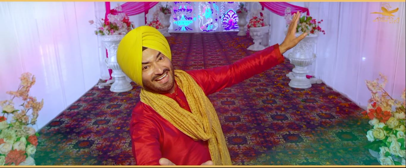 Gurkirpal Surapuri released his perfect 'Viah Wala Gaana'