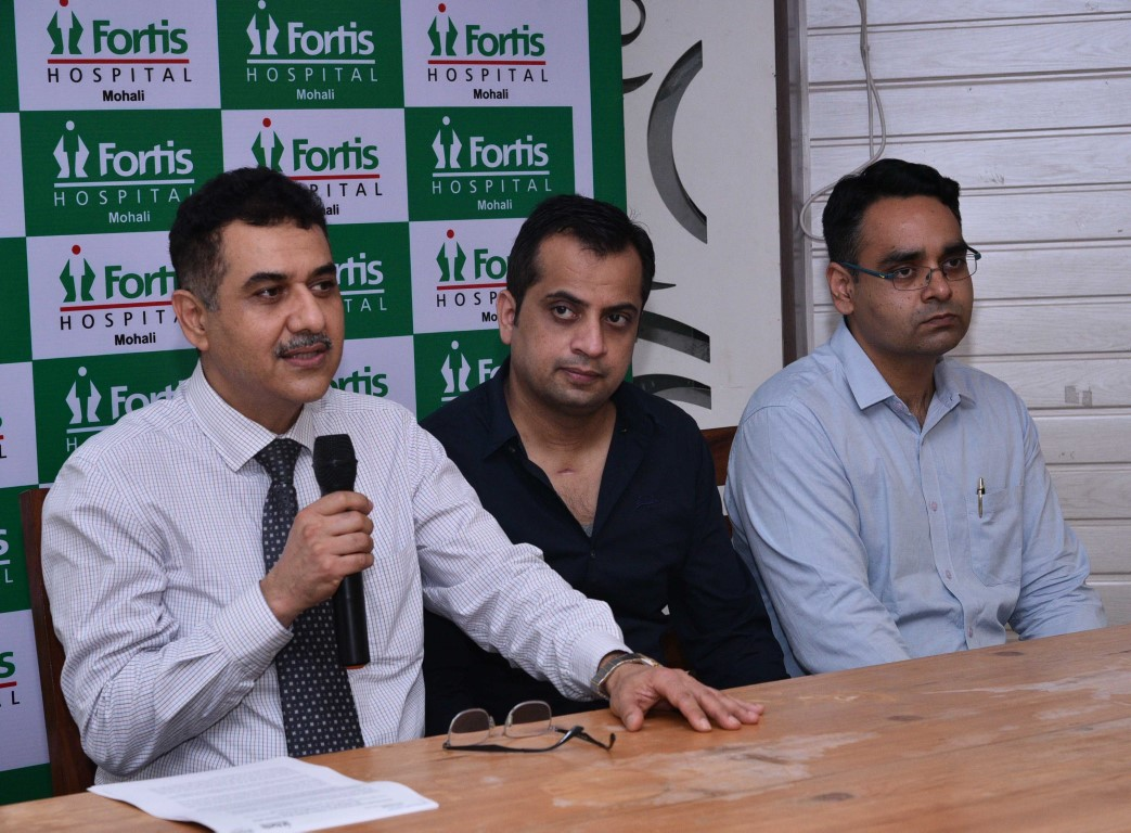 Grievously Injured Firearm Victim Walks Back Home after Gruelling 4-Hour Surgery at Fortis