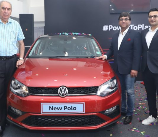 Volkswagen India launches new Polo and Vento in Punjab