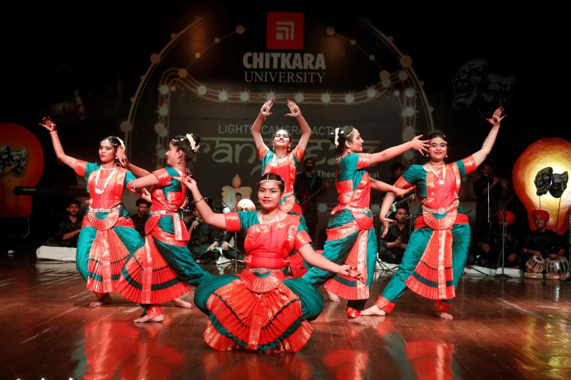 India's largest National Theatre Festival 'Rangrezz' 2019 starts at Chitkara University