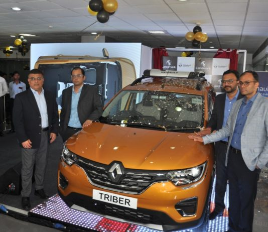 Renault launched its all-new game-changer-Renault TRIBER