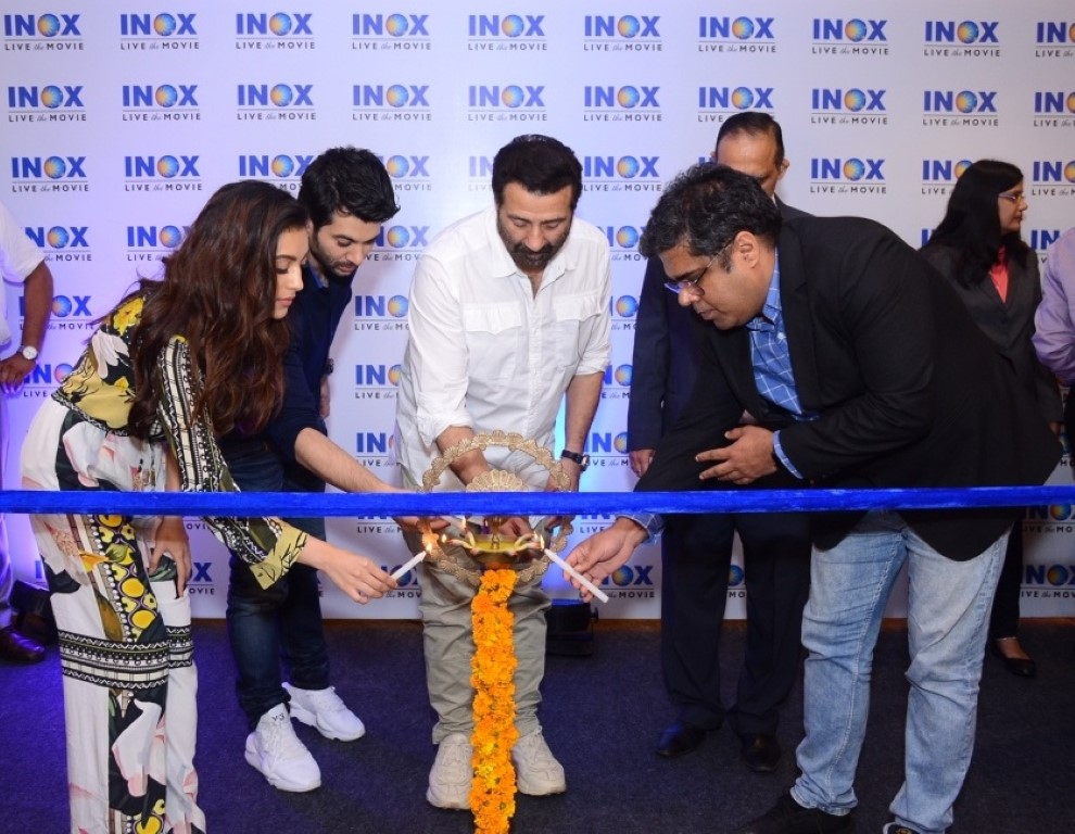 INOX opens its first multiplex in Jalandhar at Reliance Mall