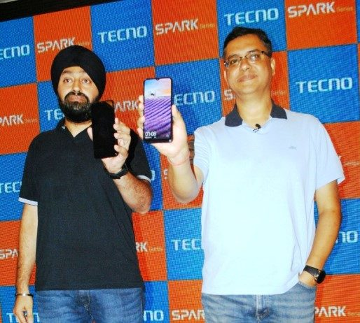 Tecno Adds Cheer to the Festive Season in Punjab with the Launch of Spark Series