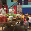 Wizdome Pre School students learn the importance of vegetables