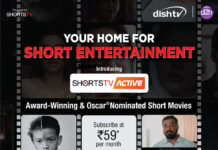Dish TV India launches 'Shorts TV Active' on DishTV and d2h platforms