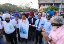 Dialogue Highway Conducts Blind Walk 2019