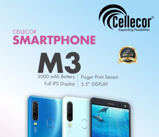 Cellecor presents youth centric range of Smartphones