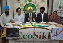 EcoSikh establishes 58 Sacred Forests Dedicated To Guru Nanak's 550th Birth Anniversary