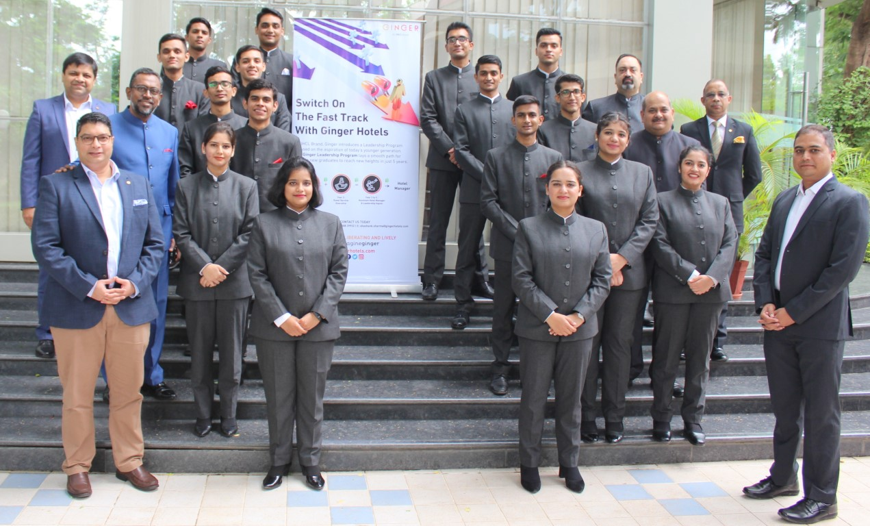 Ginger partners with Institute of Hotel Management Aurangabad