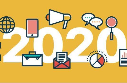 12 digital marketing trends for 2020