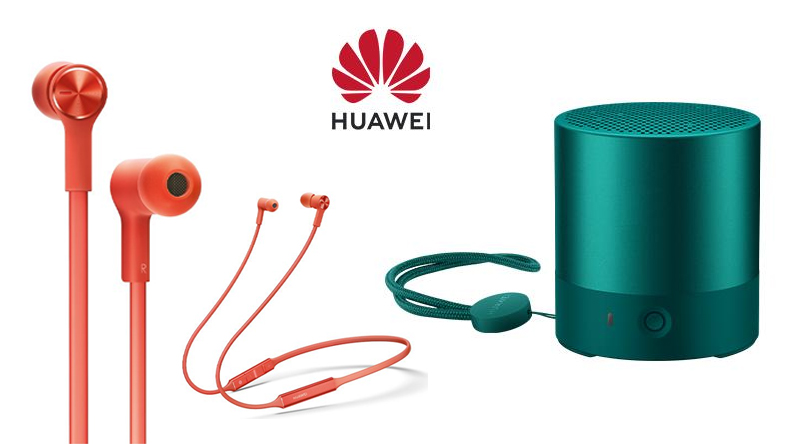 Huawei launches brand new products Huawei FreeLace and Huawei Mini Speaker on Diwali
